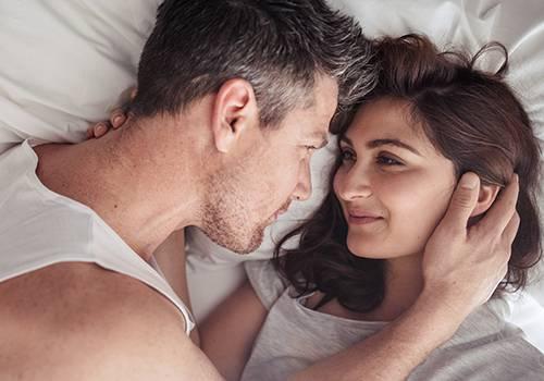 atención plena durante la intimidad sexual