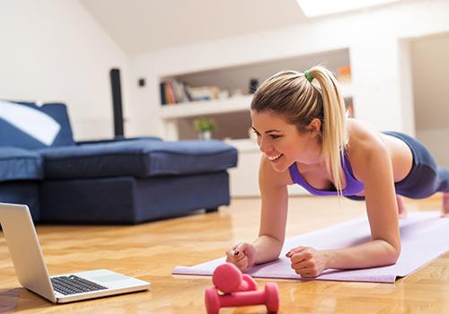 Como Tener Una Rutina Eficaz De Ejercicios En Su Casa